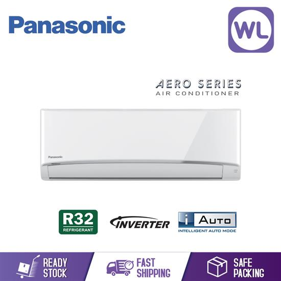Picture of Panasonic R32 Standard Inverter Aircond CS-PU9VKH_1HP