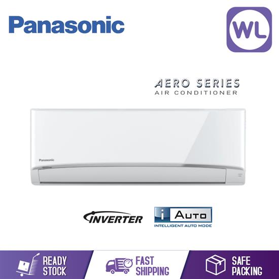 Picture of Panasonic R410A Standard Inverter Aircond CS-PS9TKH_1HP