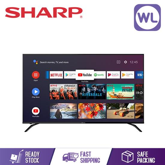 Picture of Sharp Android 4K Smart LED TV 4TC70AL1X