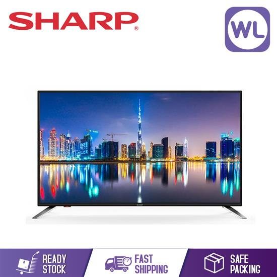 Picture of Sharp Easy Smart 4K Full HD LED TV