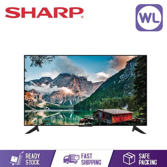 Picture of Sharp Easy Smart 4K LED TV 4TC60AH8X