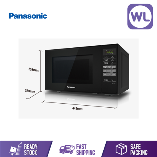 Picture of PANA STRAIGNT MICROWAVE OVEN NN-ST25JBMPQ