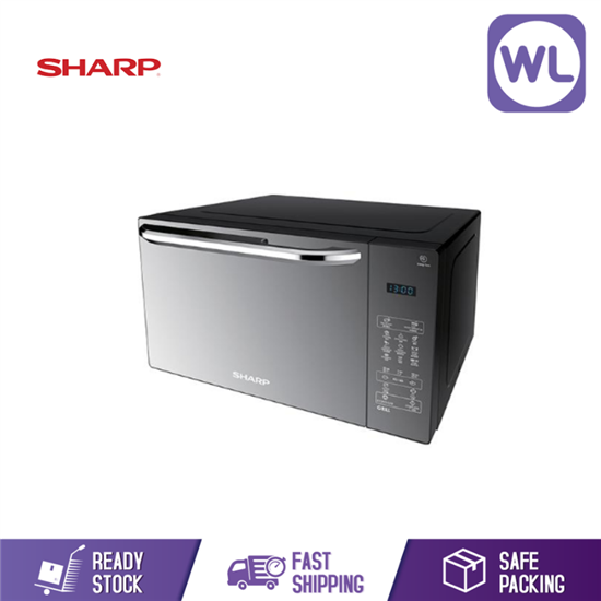 Picture of SHARP MICROWAVE OVEN R708DNK (25L)