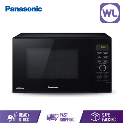 Picture of PANA MICROWAVE OVEN NN-GD37HBMPQ INVERTER W/GRILL