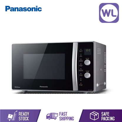 Picture of PANA MICROWAVE OVEN NN-CD565B CONVECTION 27L
