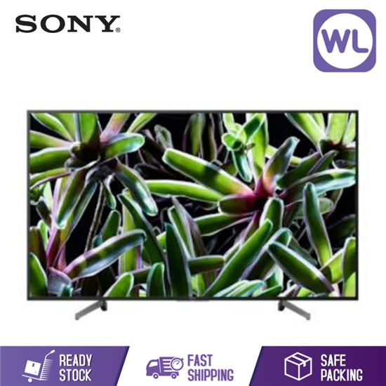 Picture of Sony 4K Smart LED TV KD-49X7000G