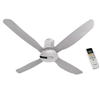 Picture of PANA CEILING FAN F-M14HWBSQH (SHORT PIPE/ PLATINUM SILVER)