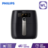 Picture of PHILIPS AIR FRYER HD9643/11 BLACK 0.8KG