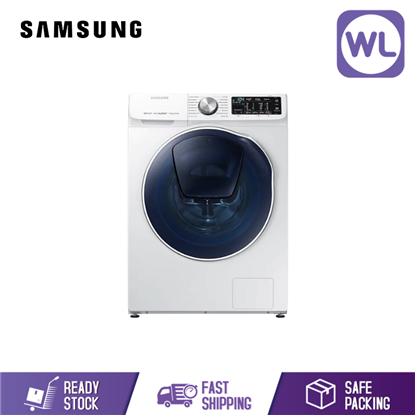 Picture of Samsung Front Load Combo 9KG Washer/ 6KG Dryer With Quick Drive WD90N64FOOW/FQ