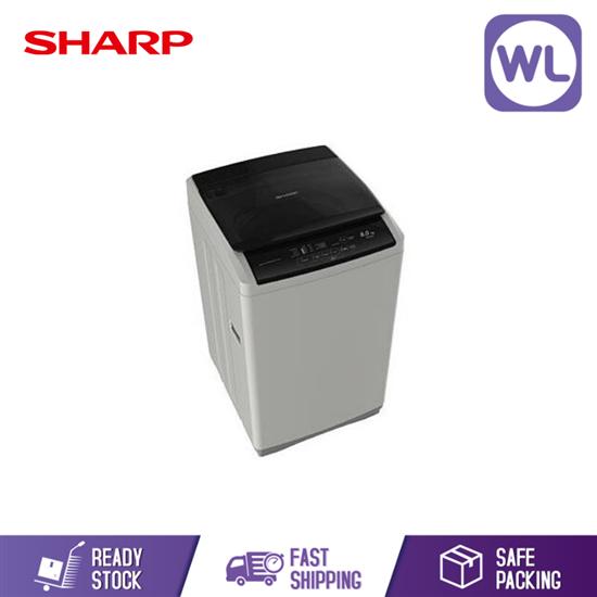 Picture of Sharp Top Load Washing Machine SHP-ES818X (8KG)