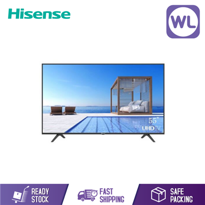 Picture of Hisense 4K Smart Led Tv 55B7100UW