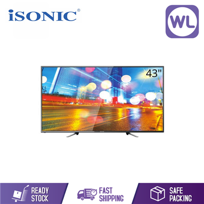 Picture of iSONIC Led DVBT2 TV_ICT-4308