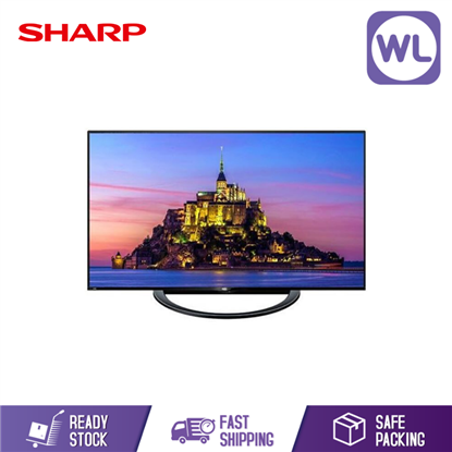 Picture of Sharp 8K UHDR Android Smart LED TV 8TC60AX1X