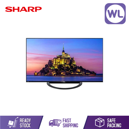 Picture of Sharp 8K UHDR Android Smart LED TV 8TC70AX1X