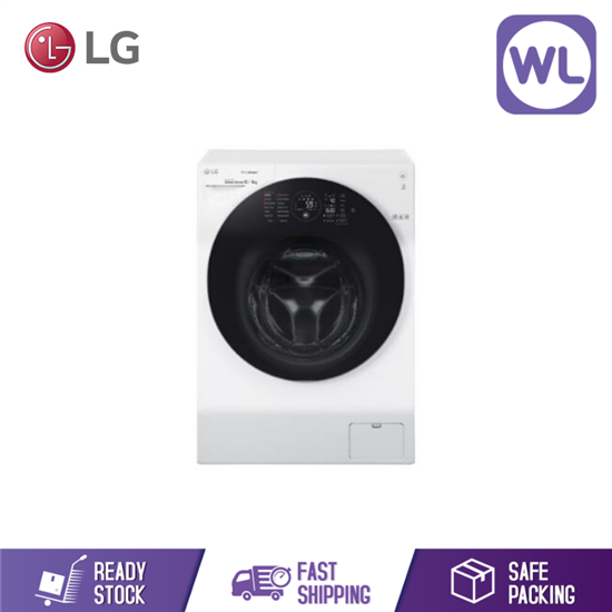Picture of LG 12KG Wash/8KG Dry Twin Wash Washer FG1612H2W