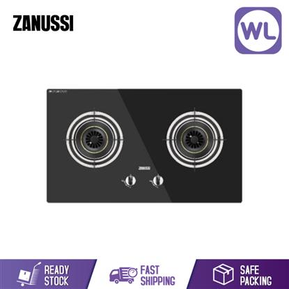 Picture of Zanussi Glass Hob ZHG723BA