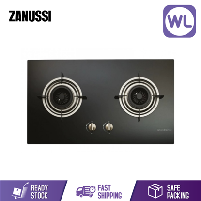 Picture of Zanussi Glass Hob 2 Burners ZGT-7823EK