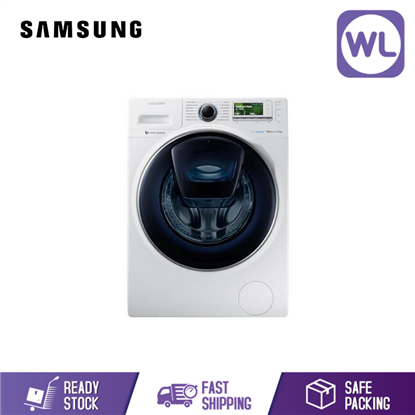Picture of SAMSUNG Digital Inverter Front Load Washer WW12K8412OW/FQ (12KG)