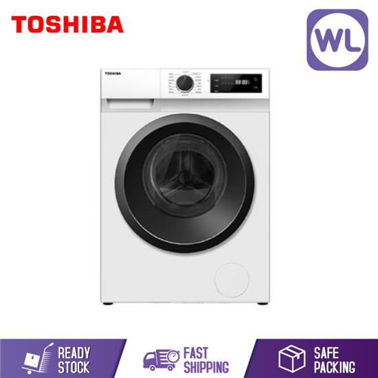 Picture of Toshiba Washer Front Load TW-BH85S2M (7.5KG)