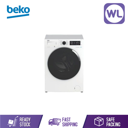 Picture of Beko Front Load Washing Machine BKO12745X0D (12KG) (WHITE)