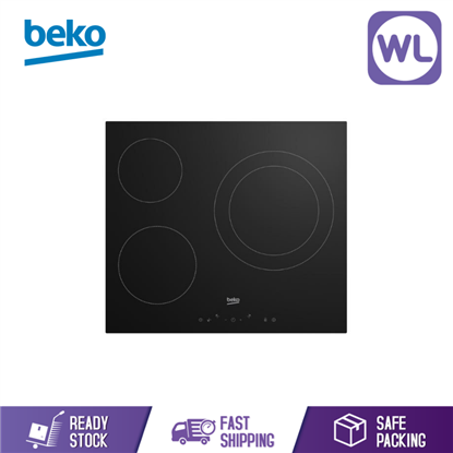 Picture of Beko HIC63401T Built In Hob (Vitroceramic 60CM)