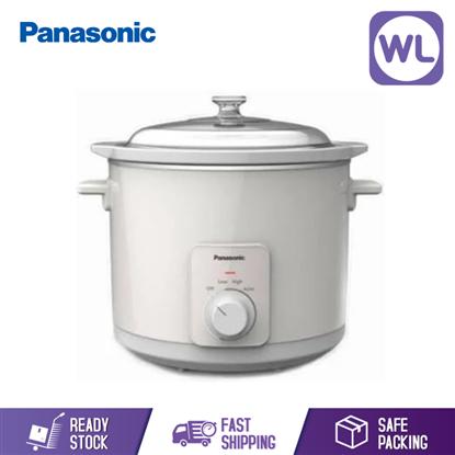 Picture of Panasonic Slow Cooker Ceramic Pot NF-N50AGC (5L)