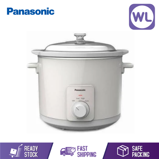 Picture of Panasonic Slow Cooker Ceramic Pot NF-N50AGC (5L)