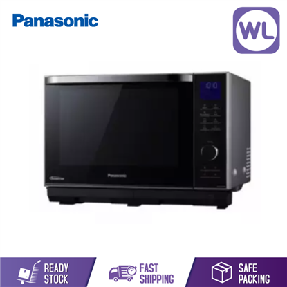 Picture of PANA MICROWAVE OVEN STEAM COMBI NN-DS596B NON TURNABLE