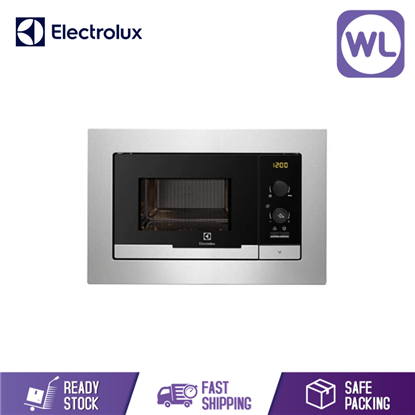 Picture of Electrolux Microwave Oven Semi Built In Grill EMS-2085X  (STAINLESS STEEL)