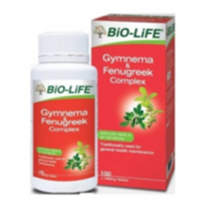 Picture of Bio-Life Gymnema & Fenugreek Complex
