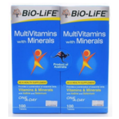Picture of Bio-Life Multivitamins with Minerals