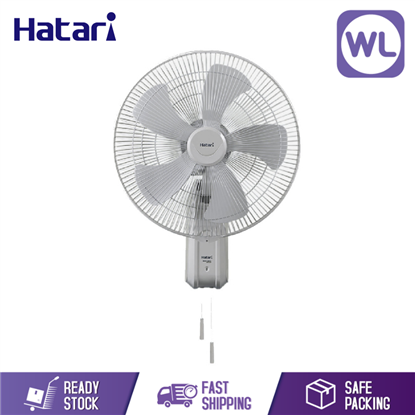 Picture of HATARI INDUSTRIAL WALL FAN 18 INC IW18M1 GREY