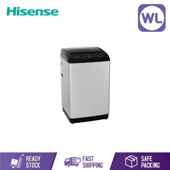 Picture of Hisense Washing Machine WTDW-751S (7.5KG)
