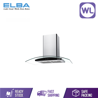 Picture of Elba Chimney Hood Infinito EH-J9034ST (STAINLESS STEEL)