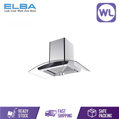 Picture of Elba Chimney Hood Infinito EH-J9088 (STAINLESS STEEL)