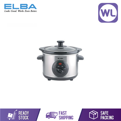 Picture of ELBA SLOW COOKER ESC-D1538(SS)
