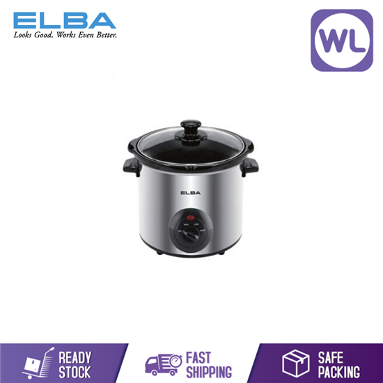 Picture of ELBA SLOW COOKER ESC-D3038(SS)