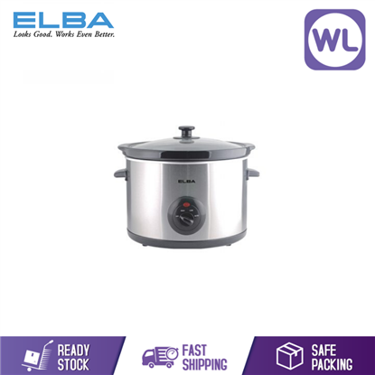 Picture of ELBA SLOW COOKER ESC-D5038(SS)