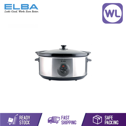 Picture of ELBA SLOW COOKER ESCO-D6538(SS)