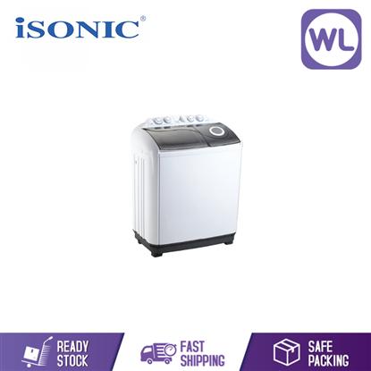 Picture of iSONIC Semi Auto CTWM-1100 (11KG)