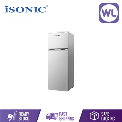 Picture of iSONIC Top Freezer Defrost Refrigerator IS-225R
