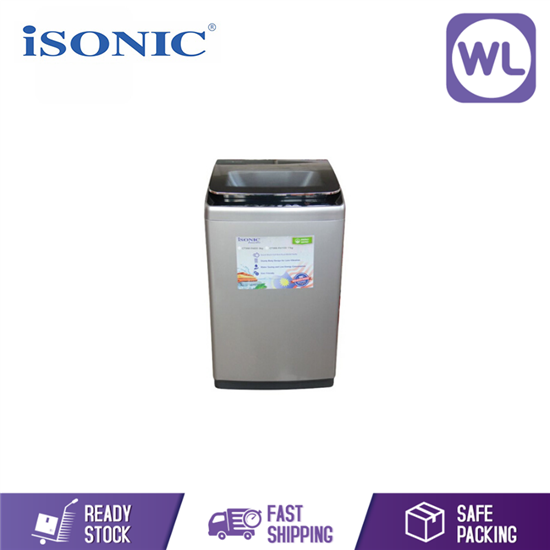 Picture of iSONIC Washer CTWM-FA800 (8KG)