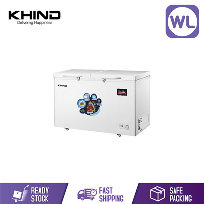 Picture of Khind Freezer FZ-420D (418L)