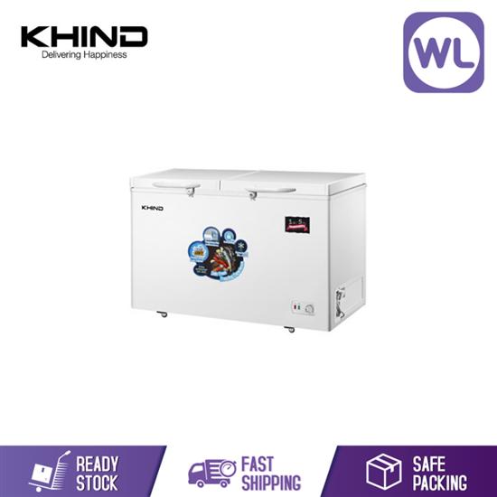 Picture of Khind Freezer FZ-420D (418L)