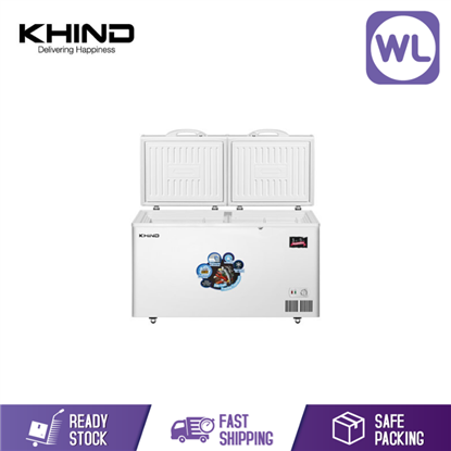 Picture of Khind Freezer FZ-610D (608L)