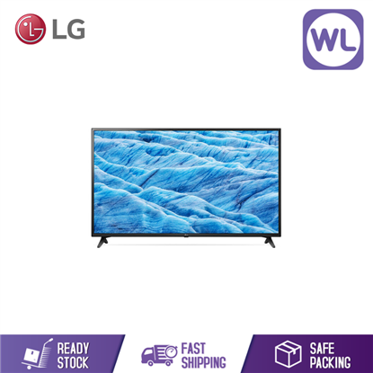 Picture of LG 43'' UM71 Series HDR Smart UHD Tv With AI ThinQ