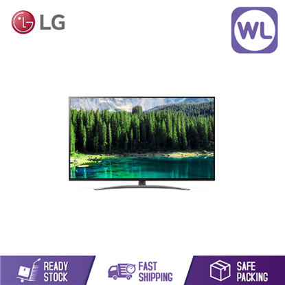 Picture of LG 55'' SM86 Series Nano Cell HDR Smart UHD TV With AI ThinQ