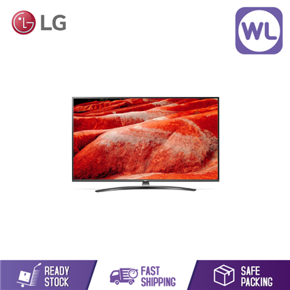 "Picture of LG 55"" HDR Smart UHD TV with AI ThinQ 55UM7600"