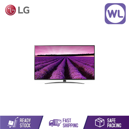 Picture of LG 65'' SM81 Series NanoCell HDR Smart UHD TV With AI ThinQ