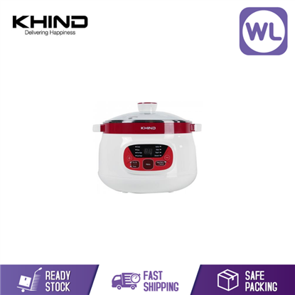 Picture of KHIND 1.8L DOUBLE BOILER DB18N